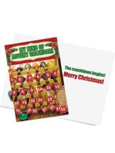 NobleWorks    mini bottle advent calendars