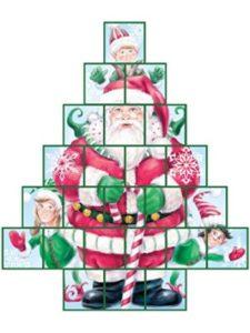 Vermont Christmas Company    mini bottle advent calendars