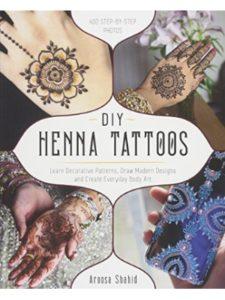 Ulysses Press modern henna design