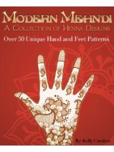 amazon modern henna design