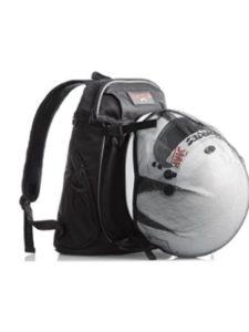 Badass Moto Gear motorcycle  backpack helmet carriers