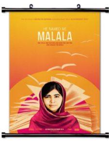 MovieWallscrolls movie  malala yousafzais