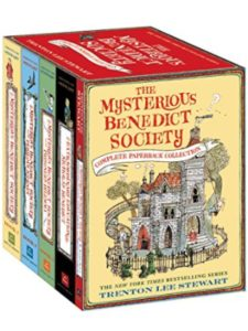 Little, Brown Books for Young Readers   mysterious benedict societies without audiobook