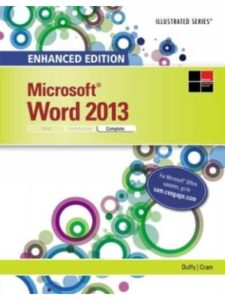Cengage Learning    office word 2013S