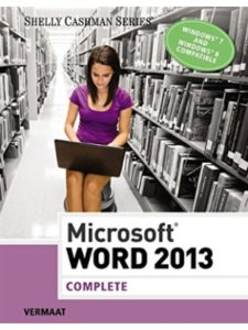 Course Technology    office word 2013S