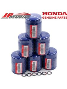 Honda   oil filters without bypass valve
