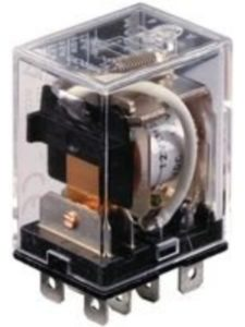 OMRON INDUSTRIAL AUTOMATION relay switch