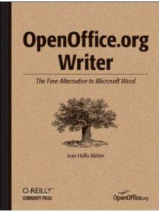 O'Reilly Media openoffice processor  words