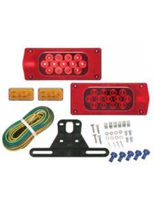Optronics led trailer light kit