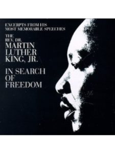 Universal Special Products orator  martin luther kings