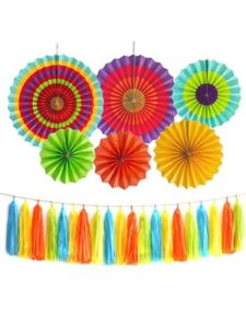Motion Life pinata  tissue papers