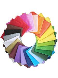 Supla pinata  tissue papers