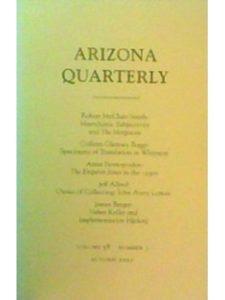 The University of Arizona poetry  helen kellers