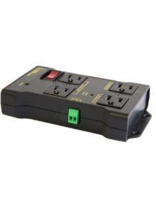 DLI power strip cover