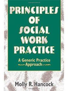 Routledge principle  social works