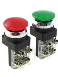 Uxcell (UXCE9) push button  relay switches