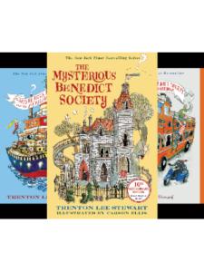 amazon puzzle book  mysterious benedict societies