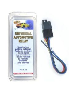 Bulldog Security automotive relay