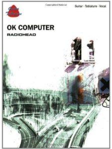 Omnibus Press    radiohead guitar tabs