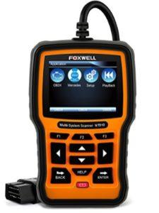 FOXWELL reset  transmission control modules