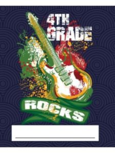 CreateSpace Independent Publishing Platform rock grade 4  school guitars