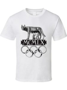 The Village T Shirt Shop    rome summer olympic