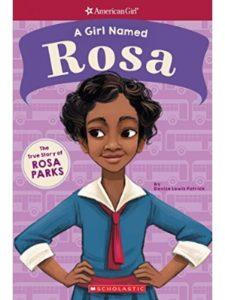 Scholastic Inc.    rosa park stories