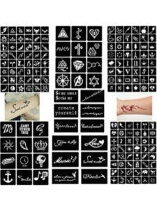 ZEYER rose  henna designs