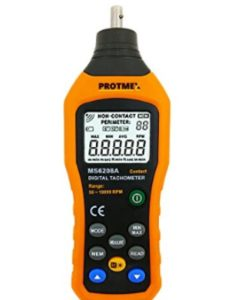 Peakmeter    rpm meters