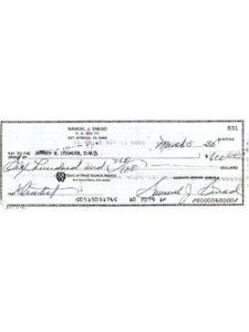 Mill Creek Sports sam snead signature
