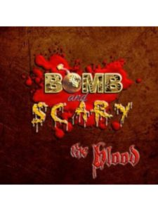 Bomb and Scary metal music