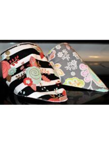 Sew Many Memories-By Amber Gunkel sew  bandana bibs