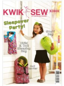 McCall Pattern Company sewing pattern  doll carriers