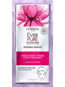 L'Oreal - Hair Care sheet  hair masks