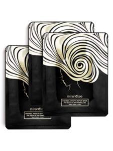 Mirenesse Australia sheet  hair masks