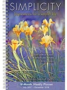 Sellers Publishing, Inc. simplicity  engagement calendars