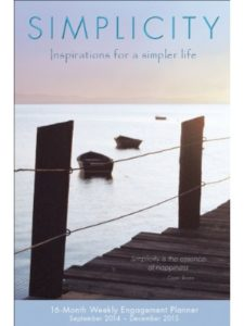 Sellers Publishing Inc simplicity  engagement calendars
