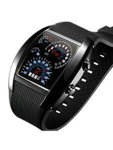 TVG speedometer watch