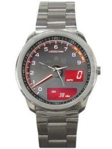 custom watch speedometer watch