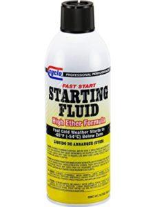 Cyclo    starter fluids