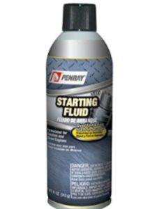 The Penray Companies - Performance    starter fluids
