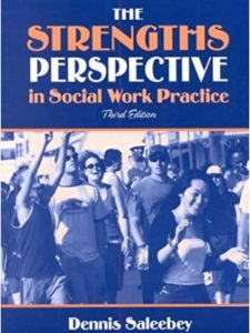 Allyn & Bacon strength perspective  social works