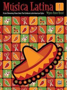 Alfred Music style  latin american musics