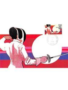 amazon    summer olympics fencings