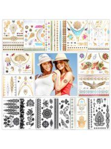 Konsait supply  henna tattoos