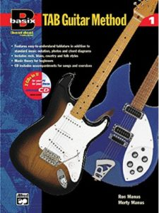 Alfred Music    tab guitar methods