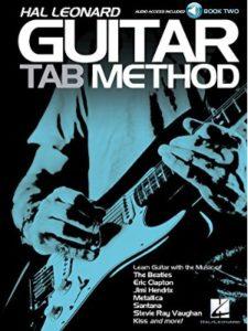 Hal Leonard    tab guitar methods