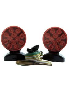 Blazer International Trailer & Towing Accessories temporary  trailer light kits