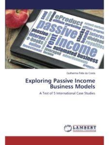 LAP LAMBERT Academic Publishing test  passive incomes