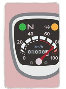 buxten texture  speedometers